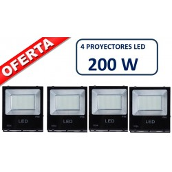 PROYECTOR LED PROFESIONAL SMD 200W
