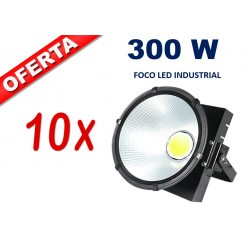 CAMPANA LED INDUSTRIAL 300W IP65